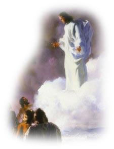 yesus naik ke surga